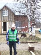 Kevätkansalliset 4.5.14 ratamestari Martti Joensuu